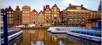 LONDON, AMSTERDAM, DEN HAAG - 3 Tage
